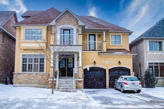 1101 Sherman Brock Circ, Newmarket, ON L3X 0B2 (MLS #N5133498) :: Forest Hill Real Estate Inc Brokerage Barrie Innisfil Orillia