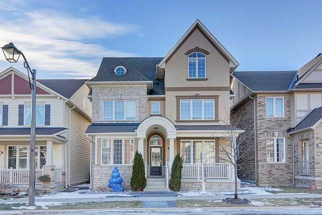 10 Wagon Works St, Markham, ON L6B 0W9 (MLS #N5133664) :: Forest Hill Real Estate Inc Brokerage Barrie Innisfil Orillia