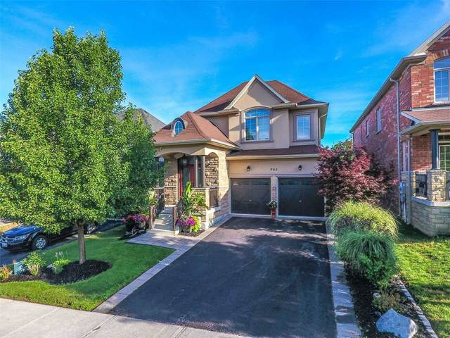 963 Nellie Little Cres, Newmarket, ON L3X 3E6 (MLS #N5133781) :: Forest Hill Real Estate Inc Brokerage Barrie Innisfil Orillia