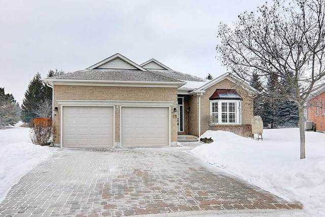 46 Golden Bear St, Whitchurch-Stouffville, ON L4A 1N3 (MLS #N5133785) :: Forest Hill Real Estate Inc Brokerage Barrie Innisfil Orillia