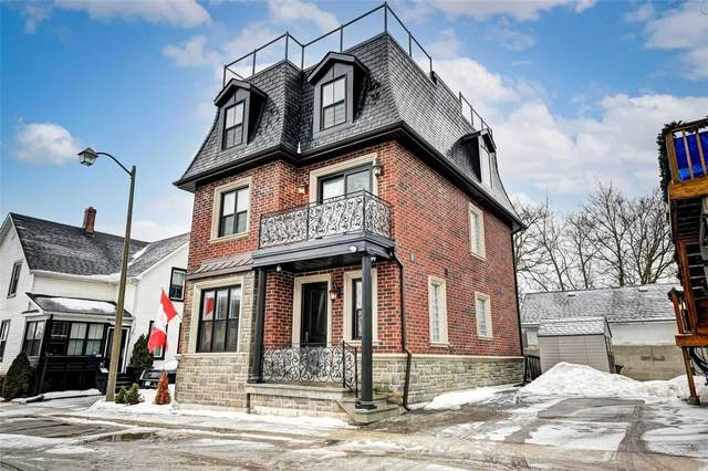 14 Church St, Whitchurch-Stouffville, ON L4A 1G5 (MLS #N5133803) :: Forest Hill Real Estate Inc Brokerage Barrie Innisfil Orillia