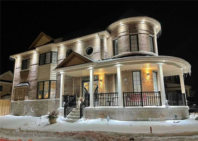 100 Buttonleaf Cres, Whitchurch-Stouffville, ON L4A 4P5 (MLS #N5133840) :: Forest Hill Real Estate Inc Brokerage Barrie Innisfil Orillia