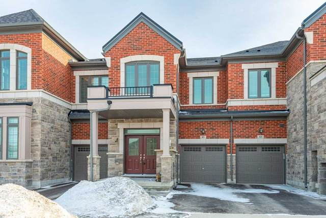 85 Bawden Dr, Richmond Hill, ON L4S 0H1 (MLS #N5134054) :: Forest Hill Real Estate Inc Brokerage Barrie Innisfil Orillia