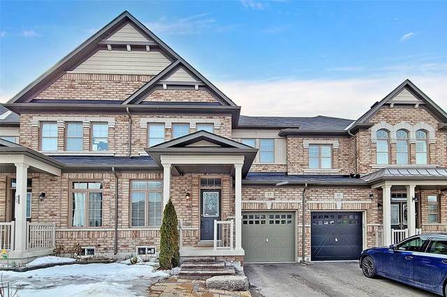 57 Aksel Rinck Dr, Markham, ON L6C 0W7 (MLS #N5134187) :: Forest Hill Real Estate Inc Brokerage Barrie Innisfil Orillia