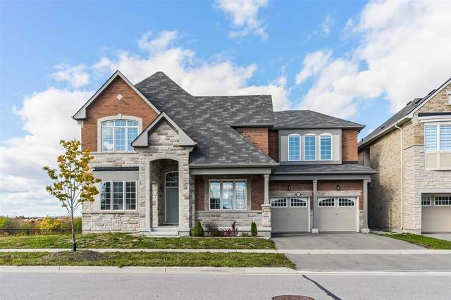 295 Thomas Phillips Dr, Aurora, ON L4G 0T4 (MLS #N5134352) :: Forest Hill Real Estate Inc Brokerage Barrie Innisfil Orillia