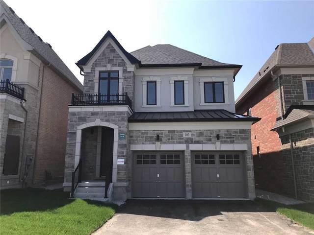 103 Holladay Dr, Aurora, ON L4G 3G7 (MLS #N5134559) :: Forest Hill Real Estate Inc Brokerage Barrie Innisfil Orillia