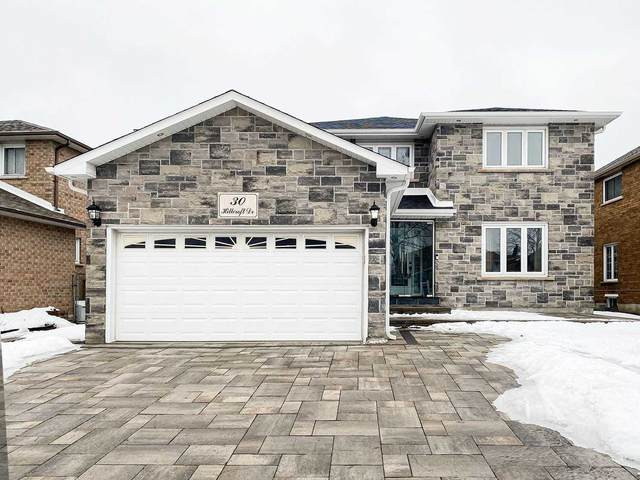 30 Hillcroft Dr, Markham, ON L3S 1P9 (MLS #N5134635) :: Forest Hill Real Estate Inc Brokerage Barrie Innisfil Orillia
