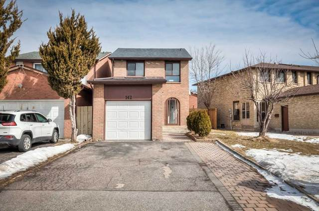 142 Upton Cres, Markham, ON L3R 3T4 (MLS #N5134639) :: Forest Hill Real Estate Inc Brokerage Barrie Innisfil Orillia