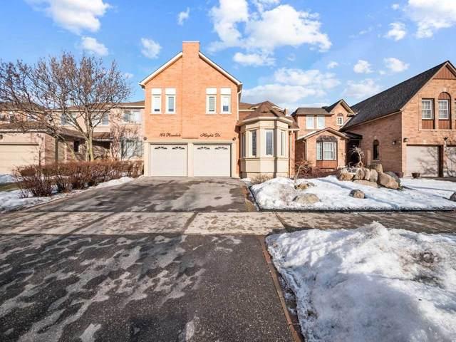 164 Rosedale Heights Dr, Vaughan, ON L4J 4V8 (MLS #N5134668) :: Forest Hill Real Estate Inc Brokerage Barrie Innisfil Orillia