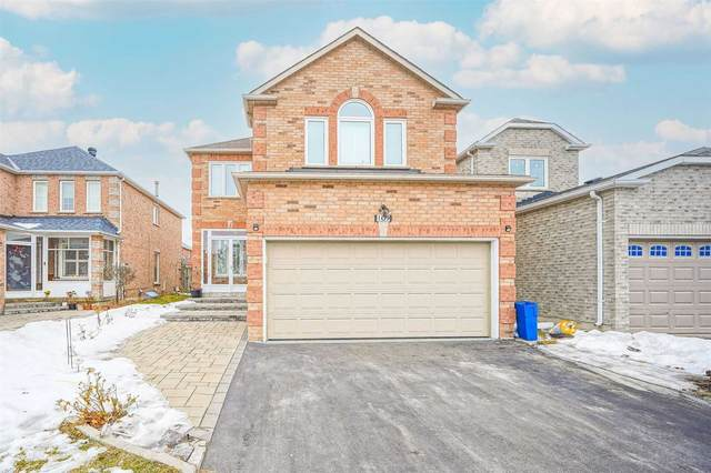 109 Hertford Cres, Markham, ON L3S 3R5 (MLS #N5134686) :: Forest Hill Real Estate Inc Brokerage Barrie Innisfil Orillia