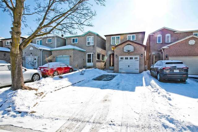 86 Digby Cres, Markham, ON L3R 7G7 (MLS #N5134798) :: Forest Hill Real Estate Inc Brokerage Barrie Innisfil Orillia
