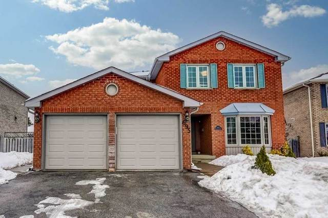 695 Shanahan Blvd, Newmarket, ON L3X 1P8 (MLS #N5134825) :: Forest Hill Real Estate Inc Brokerage Barrie Innisfil Orillia