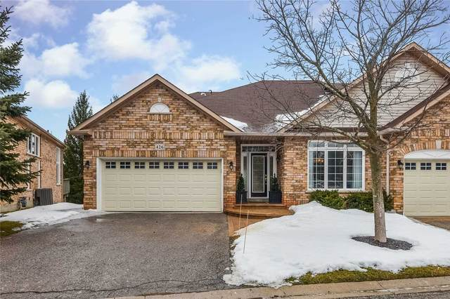 426 Morley Cook Cres, Newmarket, ON L3X 2M3 (MLS #N5134838) :: Forest Hill Real Estate Inc Brokerage Barrie Innisfil Orillia