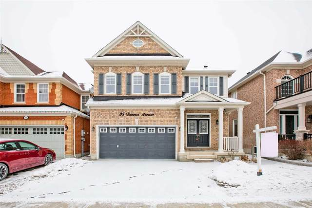 35 Dannor Ave, Whitchurch-Stouffville, ON L4A 0L9 (MLS #N5134903) :: Forest Hill Real Estate Inc Brokerage Barrie Innisfil Orillia