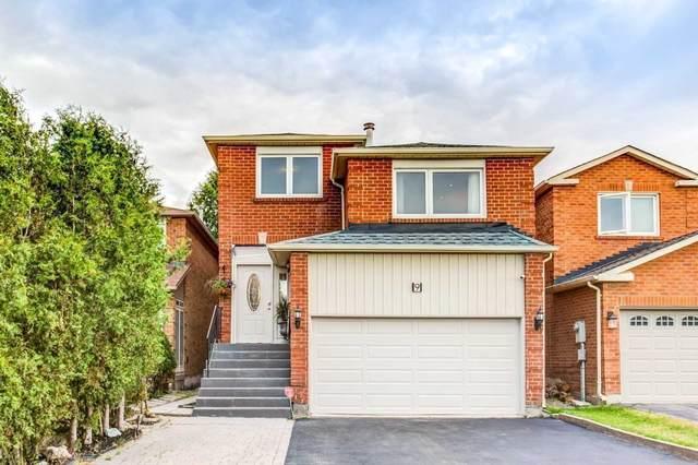 9 Chilmar Cres, Vaughan, ON L4J 6Y1 (MLS #N5135082) :: Forest Hill Real Estate Inc Brokerage Barrie Innisfil Orillia