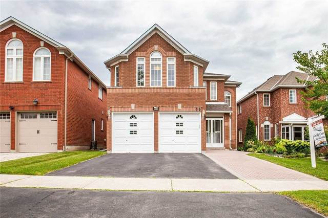 68 Redstone Rd, Richmond Hill, ON L4S 1S3 (MLS #N5135295) :: Forest Hill Real Estate Inc Brokerage Barrie Innisfil Orillia