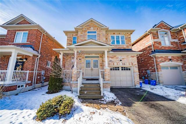 27 Cabin Trail Cres, Whitchurch-Stouffville, ON L4A 0S5 (MLS #N5135488) :: Forest Hill Real Estate Inc Brokerage Barrie Innisfil Orillia