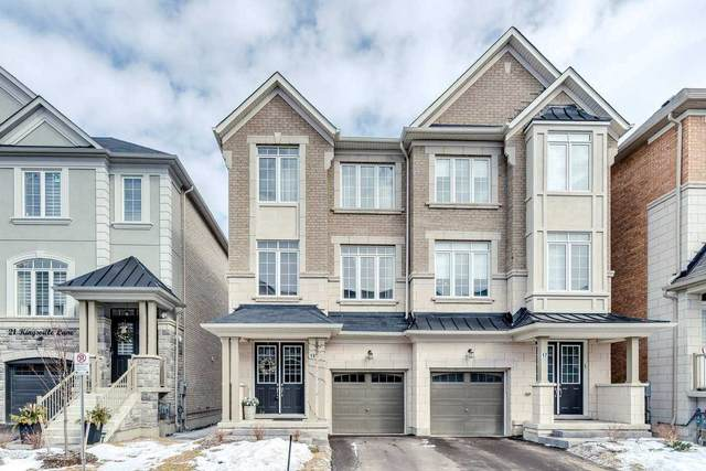 19 Kingsville Lane, Richmond Hill, ON L4C 7V6 (MLS #N5135572) :: Forest Hill Real Estate Inc Brokerage Barrie Innisfil Orillia