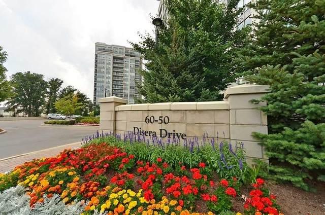 50 Disera Dr #905, Vaughan, ON L4J 9E9 (MLS #N5135851) :: Forest Hill Real Estate Inc Brokerage Barrie Innisfil Orillia