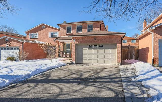 43 Adrian Cres, Markham, ON L3P 7A2 (MLS #N5135882) :: Forest Hill Real Estate Inc Brokerage Barrie Innisfil Orillia