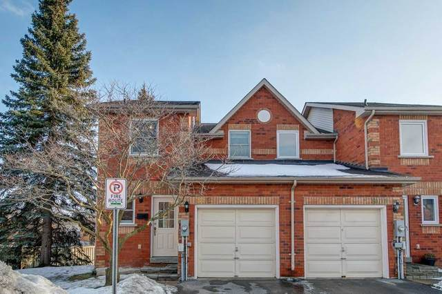 862 Playter Cres, Newmarket, ON L3X 1W8 (MLS #N5136311) :: Forest Hill Real Estate Inc Brokerage Barrie Innisfil Orillia