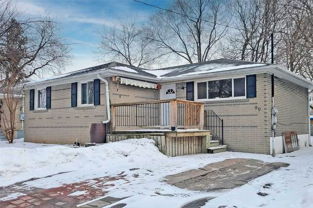 99 Cherrywood Dr, Newmarket, ON L3Y 2X6 (MLS #N5136542) :: Forest Hill Real Estate Inc Brokerage Barrie Innisfil Orillia