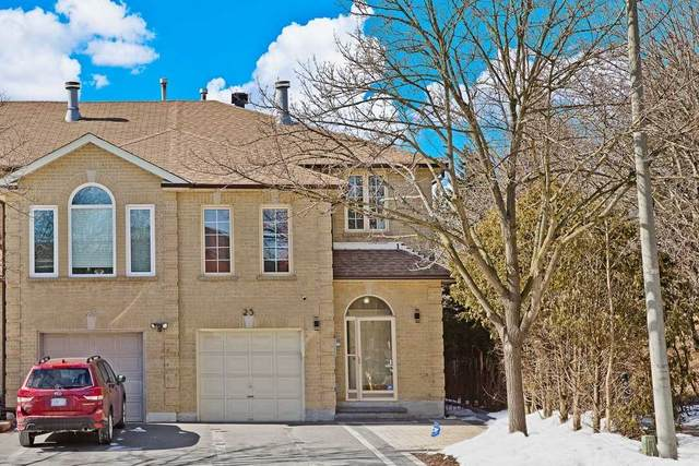 25 Wetherby Circ, Markham, ON L3T 7R7 (MLS #N5136971) :: Forest Hill Real Estate Inc Brokerage Barrie Innisfil Orillia