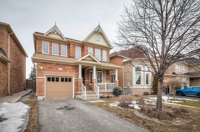 8 Stonechurch Cres, Markham, ON L6B 0L3 (MLS #N5137125) :: Forest Hill Real Estate Inc Brokerage Barrie Innisfil Orillia