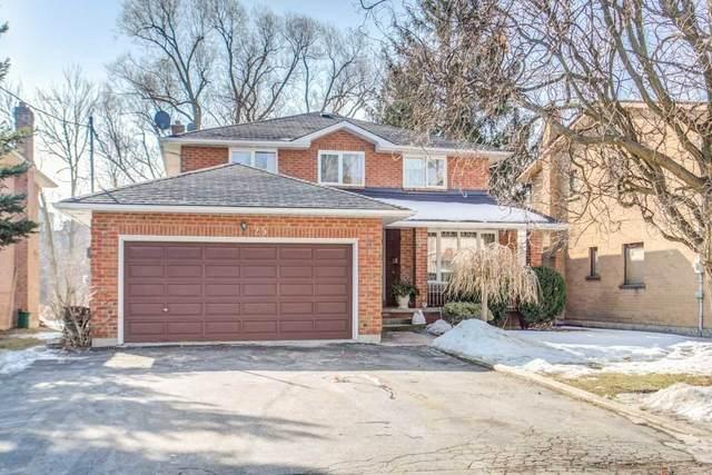 25 Yongehurst Rd, Richmond Hill, ON L4C 3T3 (MLS #N5137205) :: Forest Hill Real Estate Inc Brokerage Barrie Innisfil Orillia