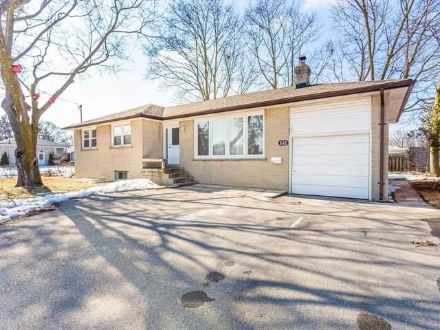 541 Lynett Cres, Richmond Hill, ON L4C 2V8 (MLS #N5137400) :: Forest Hill Real Estate Inc Brokerage Barrie Innisfil Orillia