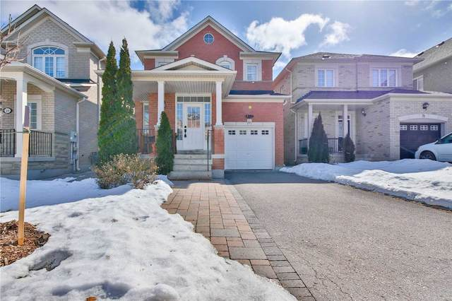 31 Daiseyfield Cres, Vaughan, ON L4H 2T9 (MLS #N5138788) :: Forest Hill Real Estate Inc Brokerage Barrie Innisfil Orillia