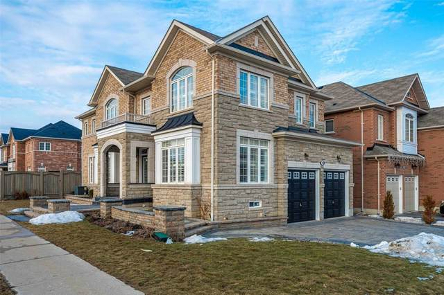 2 Savona Pl, Vaughan, ON L6A 4H4 (MLS #N5139189) :: Forest Hill Real Estate Inc Brokerage Barrie Innisfil Orillia