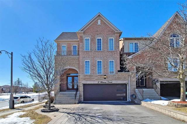 2 Harvest Crt, Richmond Hill, ON L4E 4V3 (MLS #N5139362) :: Forest Hill Real Estate Inc Brokerage Barrie Innisfil Orillia