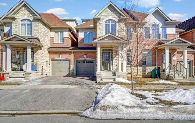 124 Living Cres, Markham, ON L6C 0T5 (MLS #N5139676) :: Forest Hill Real Estate Inc Brokerage Barrie Innisfil Orillia