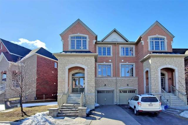8 Earl Goodyear Rd, Markham, ON L6C 0T6 (MLS #N5140295) :: Forest Hill Real Estate Inc Brokerage Barrie Innisfil Orillia