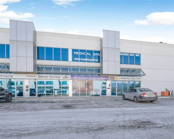 7611 Pine Valley Dr #29, Vaughan, ON L4L 0A2 (#N5182388) :: The Ramos Team