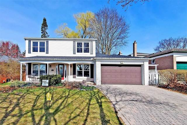 14 Major Button's Dr, Markham, ON L3P 3G5 (MLS #N5189750) :: Forest Hill Real Estate Inc Brokerage Barrie Innisfil Orillia
