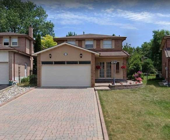 154 Major Buttons Dr, Markham, ON L3P 3X6 (#N5208402) :: The Ramos Team