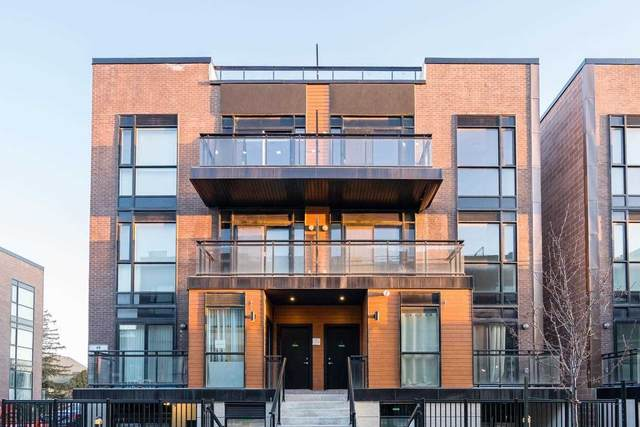 48 Coles Ave E603, Vaughan, ON L4L 0J1 (#N5256028) :: The Ramos Team