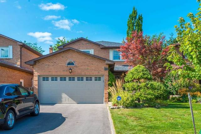 38 Colonel Butler Dr, Markham, ON L3P 6B4 (#N5256244) :: The Ramos Team