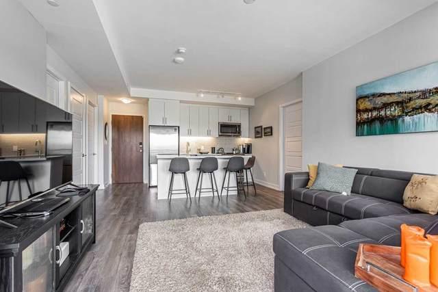 333 Sea Ray Ave D220, Innisfil, ON L9S 0M6 (MLS #N5267096) :: Forest Hill Real Estate Inc Brokerage Barrie Innisfil Orillia