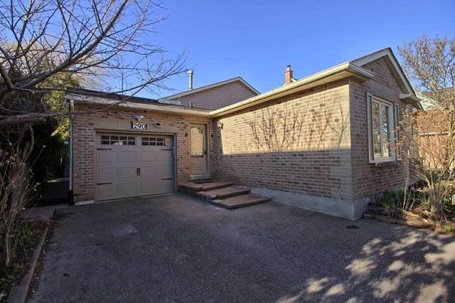 290 Glenway Circ, Newmarket, ON L3Y 7S8 (#N5269850) :: The Ramos Team