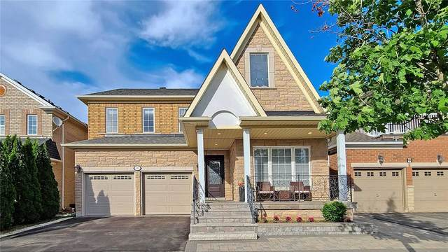11 Alfred Paterson Dr, Markham, ON L6E 1K4 (#N5277773) :: The Ramos Team