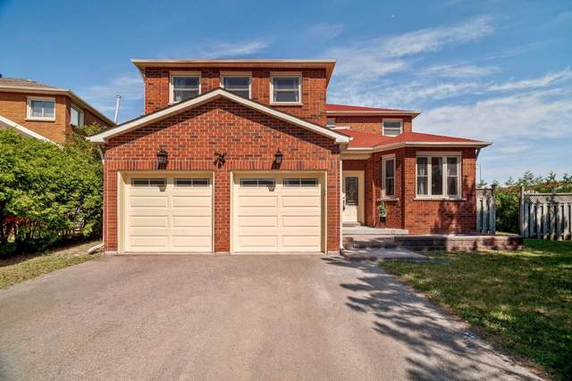 87 Coppard Ave, Markham, ON L3S 2S7 (#N5280138) :: The Ramos Team