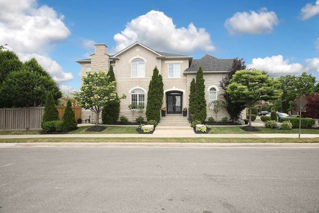 86 Criscione Dr, Vaughan, ON L4H 1P6 (#N5287529) :: The Ramos Team