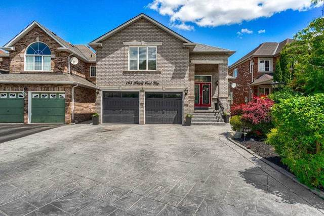 105 Kingly Crest Way, Vaughan, ON L4H 1T1 (#N5302618) :: The Ramos Team