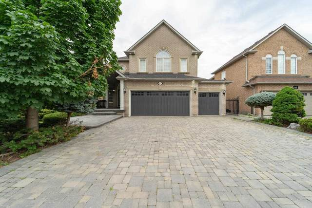 101 Noble Prince Pl, Vaughan, ON L4H 1T2 (#N5305674) :: The Ramos Team