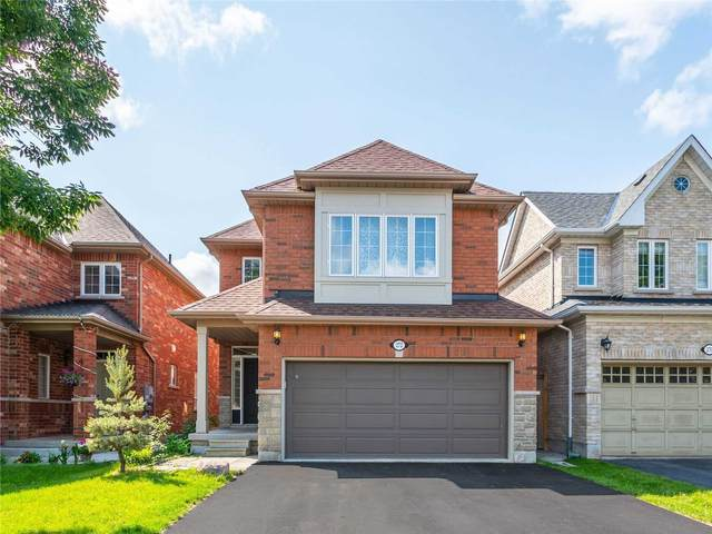272 Mcbride Cres, Newmarket, ON L3X 2W4 (#N5309340) :: The Ramos Team