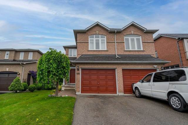 585 Skinner Ave, Newmarket, ON L3X 2A8 (#N5311550) :: The Ramos Team