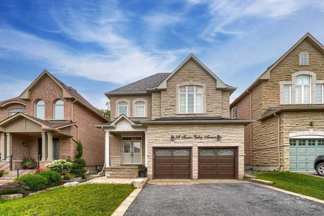 93 Timber Valley Ave, Richmond Hill, ON L4E 4Z8 (#N5312478) :: The Ramos Team